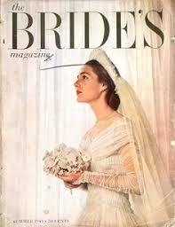 brides magazine 1969 s magazine cover magazines magazine