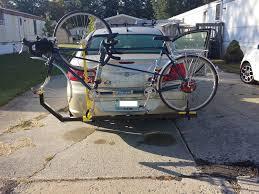 lexus sc300 roof rack home made tandem bike rack fuji tandem