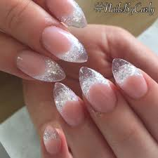 crystal clear tips nailpro