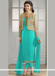 design of jacket suit buy prachi desai faux georgette jacket style suit online indian