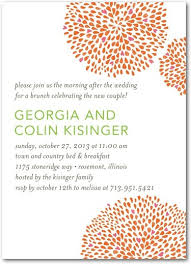 after wedding brunch invitation stirring wedding brunch invitations theruntime