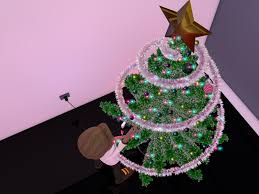 Popular Artificial Silver Tip Christmas Tree by How To Decorate A Christmas Tree With Pictures Wikihow