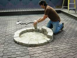 How To Make A Outdoor Fireplace by Diy Outdoor Fire Pits Designs Home Fireplaces Firepits Better