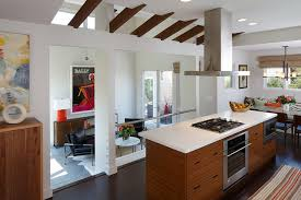 split level kitchen houzz