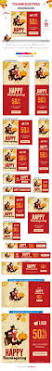 happy thanksgiving banners 1675 best banner template images on pinterest banner template