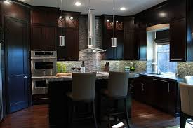 Espresso Color Cabinet For Kitchen - espresso kitchen cabinets design ways to decorate your kitchen