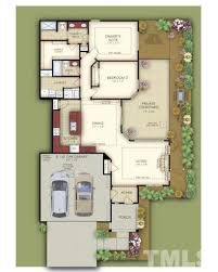 Palazzo Floor Plan 105 Greenway Landing Chapel Hill Nc 27516 Raleigh Realty