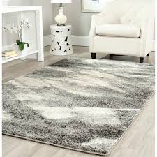 Lowes Area Rugs 8x10 by Decorating Nice Gray Safavieh Rugs With White Target Bookshelves