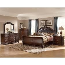 marble top bedroom set oakmont manor black leather tufted 5 piece marble top bedroom set