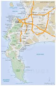 island resort hartbeespoort map 15 best cape town tourist map images on tourist map