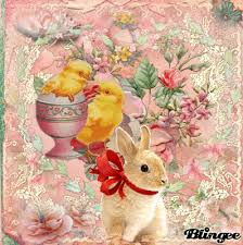 my easter bunny my easter sweet bunny gif easter my artwork