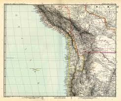 Map Of Bolivia South America by Historic Map Of Argentina Chile Bolivia U0026 Peru 1891 Z U2026 Flickr