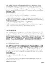 Example Of It Resume by Outreach Support Worker Performance Appraisal