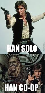 Solo Meme - star wars spoiler han solo is getting old by amg21893 meme center