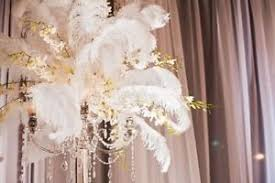 Feather Vase Centerpieces by 20pc White Ostrich Feather Used For Wedding Centerpiece Eiffel