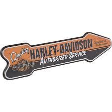 harley davidson authorized service wooden arrow bar pub sign www
