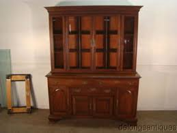 Solid Cherry Dining Room Furniture by Delong U0027s Furniture Pre Owned Dining Room Furniture
