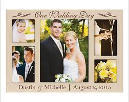 Personalized Wedding Photo Frame Wedding Frames