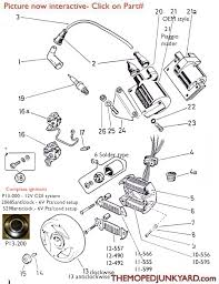 Ignition Part 2 Puch Ignition Parts 2 Subcategories