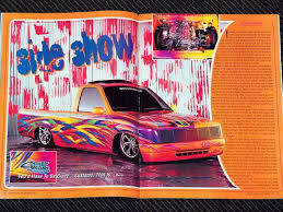 best single u0026 muli color custom paint jobs mini truckin u0027 magazine