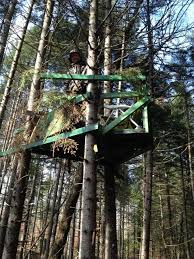 for the school wooden tree stand guys
