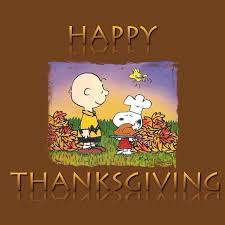 thanksgiving snoopy and brown snoopy thanksgiving