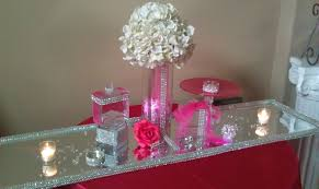 now starring design or bust handcrafted wedding centerpiece