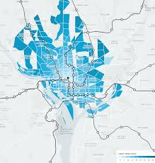 Dc Metro Map Silver Line by Uber Movement Let U0027s Find Smarter Ways Forward