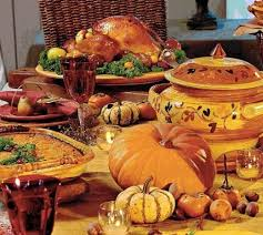 thanksgiving dinner table pictures photos and images for
