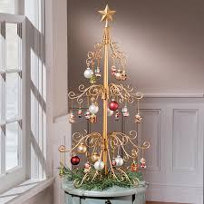 metal ornament tree ornament tree and ornament