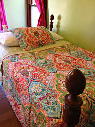 girls quilt bedding better homes and gardens jeweled damask quilt google search