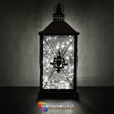 String Of Led Lights by White Led String Lights 32ft