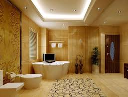 bright bathroom ideas luxury bathroom ideas with unique geometric carpet and superb bright