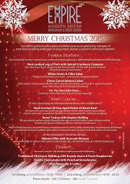 christmas and new year menus venture restaurents tenerife