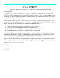 cover letter social worker cover letter sample medical social