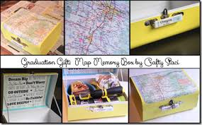 graduation memory box diy graduation gifts crafty staci