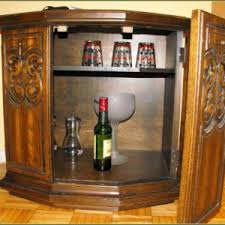 small wood bar cabinet comes with table wine storage of small bar