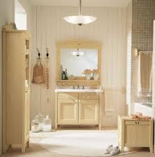 bathroom minimalist cream bathroom decoration ideas using
