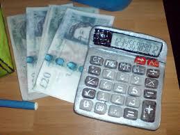 edible money sugarpaste calculator and edible money up of sugarpa flickr