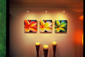 accent lighting for paintings led art lighting stas picture hanging systems