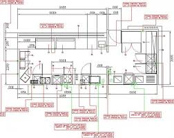 commercial floor plans free simple design mesmerizing tips for designing a kitchen floor plan