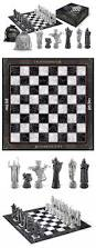 contemporary chess 40856 harry potter wizard chess set 32 pieces