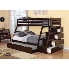 Bunk Beds With Dresser Underneath Bunk Beds Cymax Stores