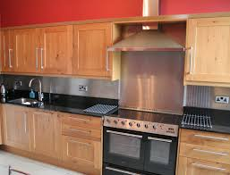 kitchen how to make the most of stainless steel backsplashes