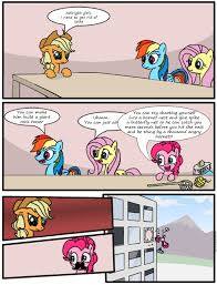 Boardroom Meeting Meme - 29 images of mlp fluttershy and rainbow dash template lastplant com