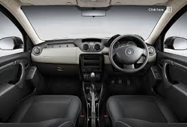 New Duster Interior Renault Duster Interior