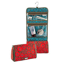 hadaki lace hanging toiletry organizer the container store