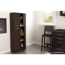brown pantries kitchen u0026 dining room furniture the home depot