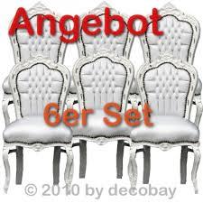 wei e st hle esszimmer stühle weiss esszimmer barockstühle weiße stühle als sitzgruppe