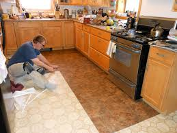 Installing Vinyl Sheet Flooring Haus Moebel Floor Covering For Most Durable Kitchen